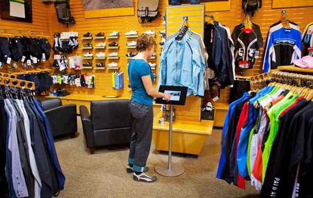 customer interaction retail